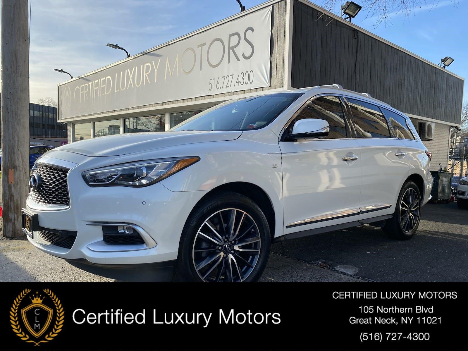 Used 2016 INFINITI QX60 AWD Entertainment Pkg  | Great Neck, NY