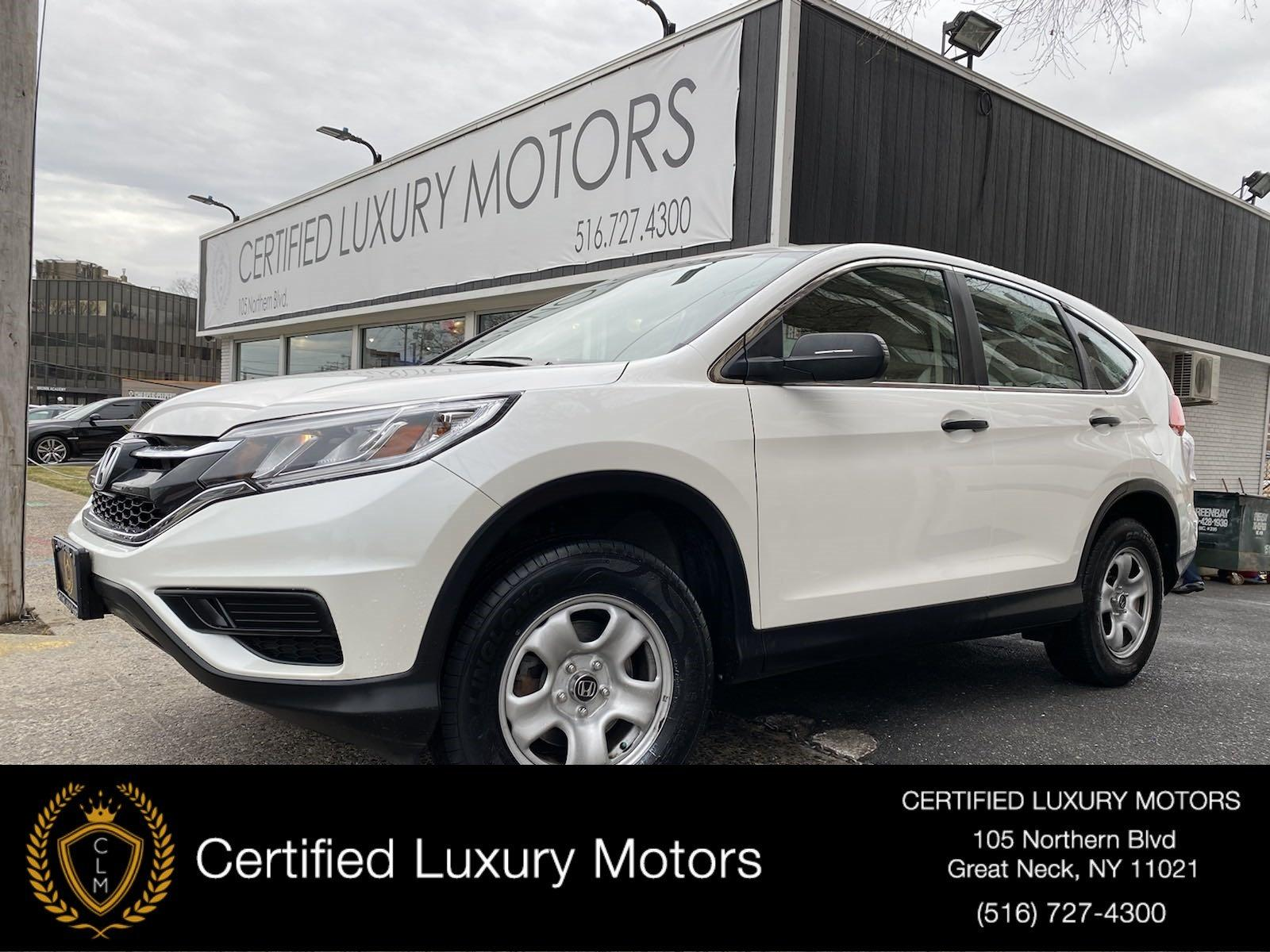 Used 2016 Honda CR-V LX | Great Neck, NY