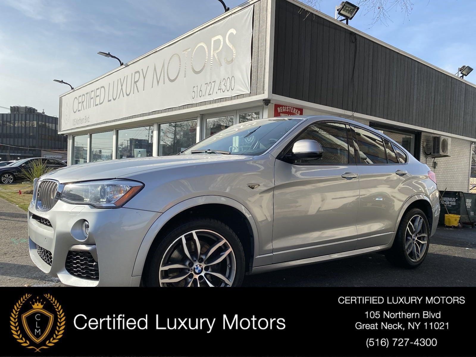 Used 2017 BMW X4 M40i | Great Neck, NY