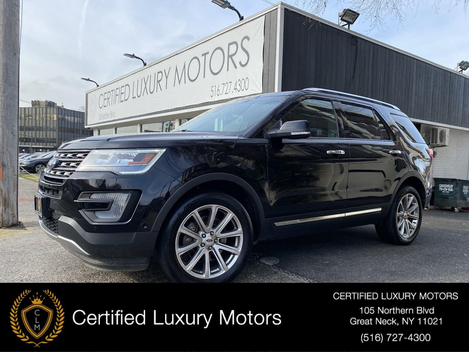 Used 2016 Ford Explorer Limited | Great Neck, NY