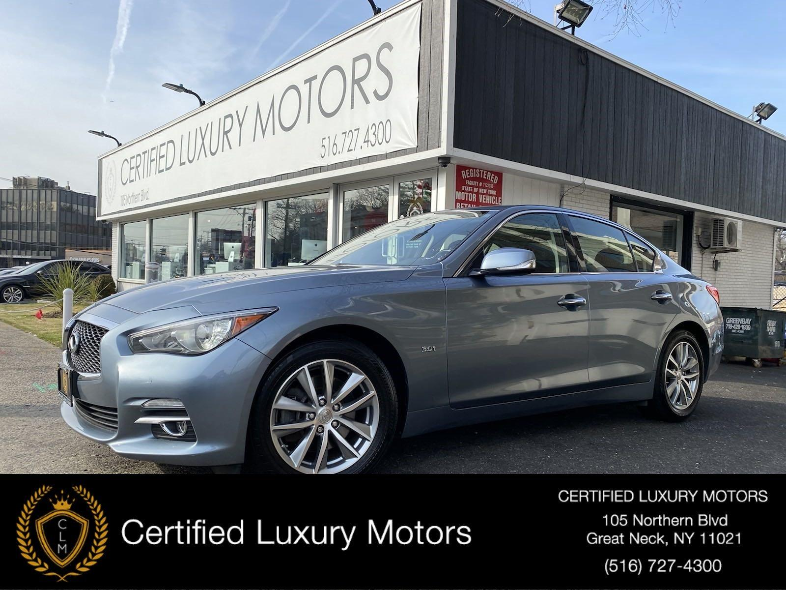 Used 2017 INFINITI Q50 Premium | Great Neck, NY