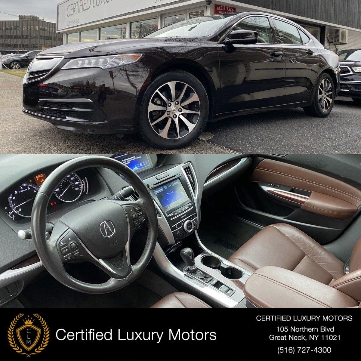 2016 Acura TLX Stock # C0510 For Sale Near Great Neck, NY