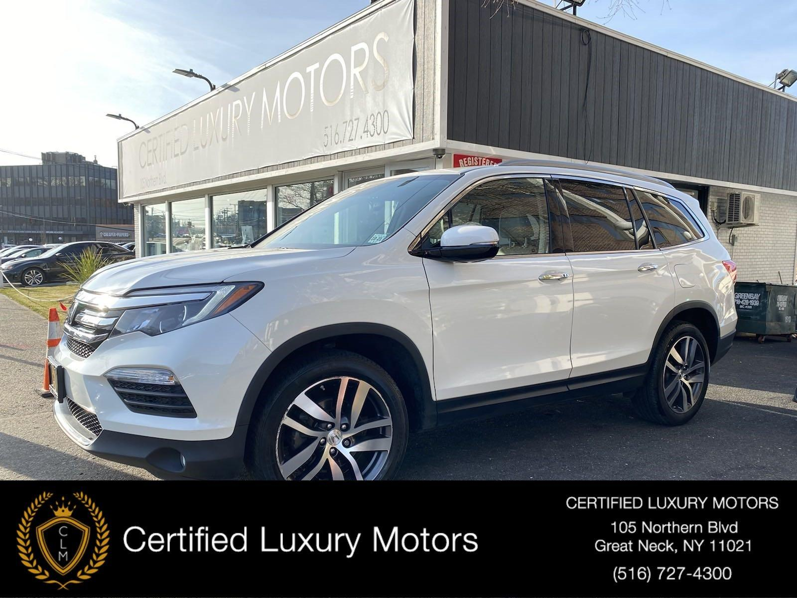 Used 2016 Honda Pilot Elite | Great Neck, NY
