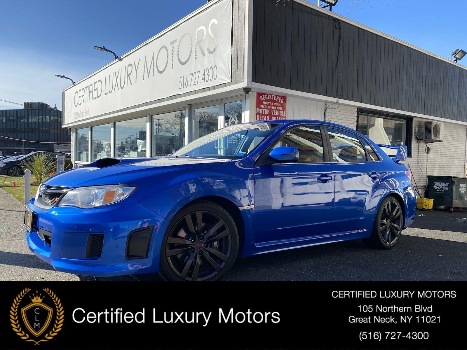 Used 2014 Subaru Impreza Sedan WRX WRX STI | Great Neck, NY