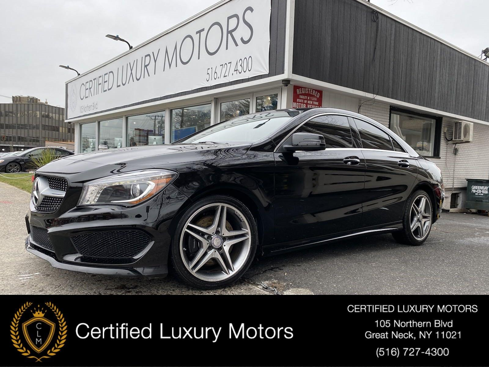 Used 2015 Mercedes-Benz CLA-Class CLA 250 | Great Neck, NY