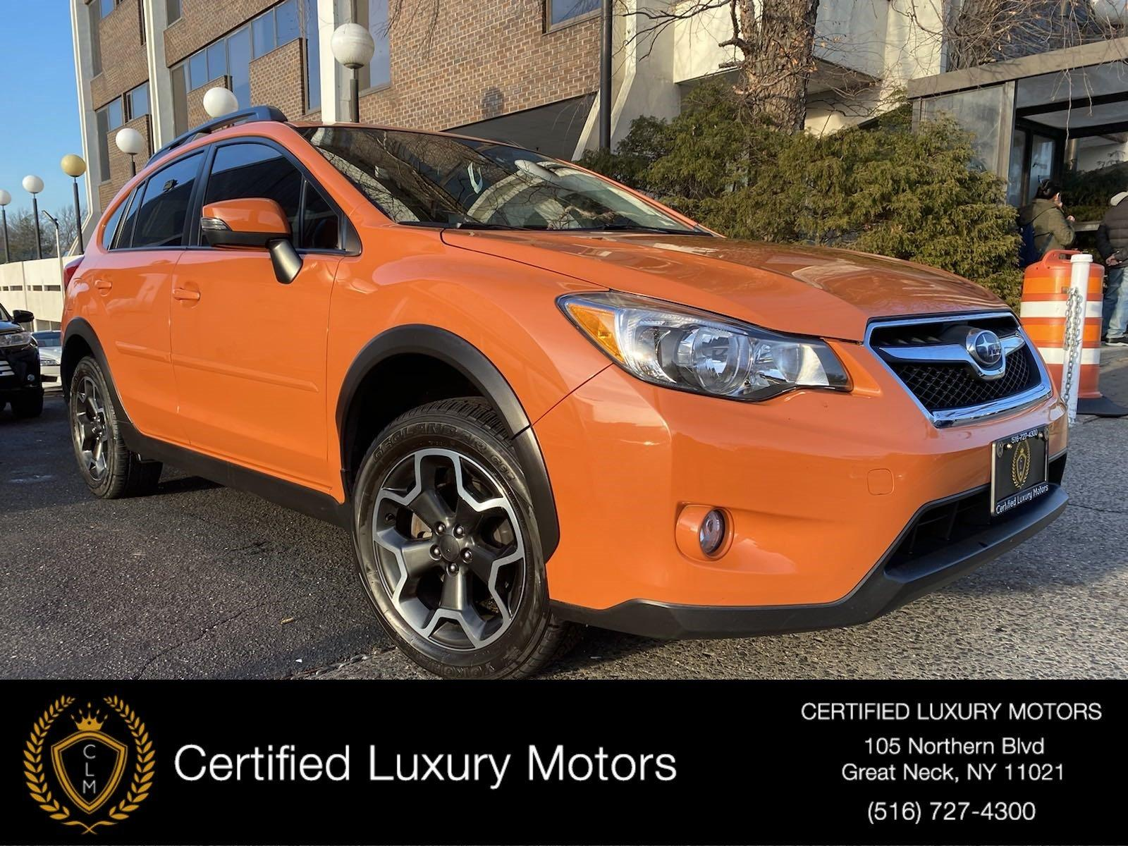 Used 2015 Subaru XV Crosstrek Limited | Great Neck, NY