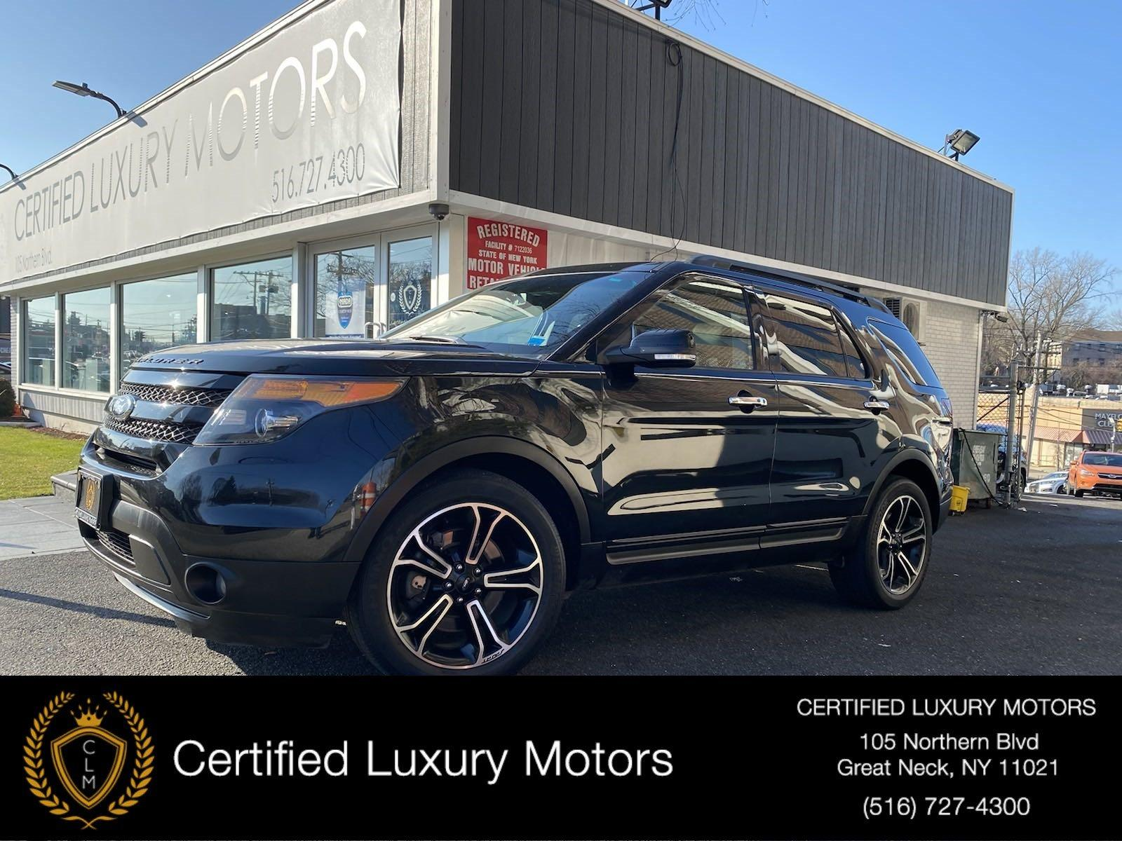 Used 2014 Ford Explorer Sport | Great Neck, NY