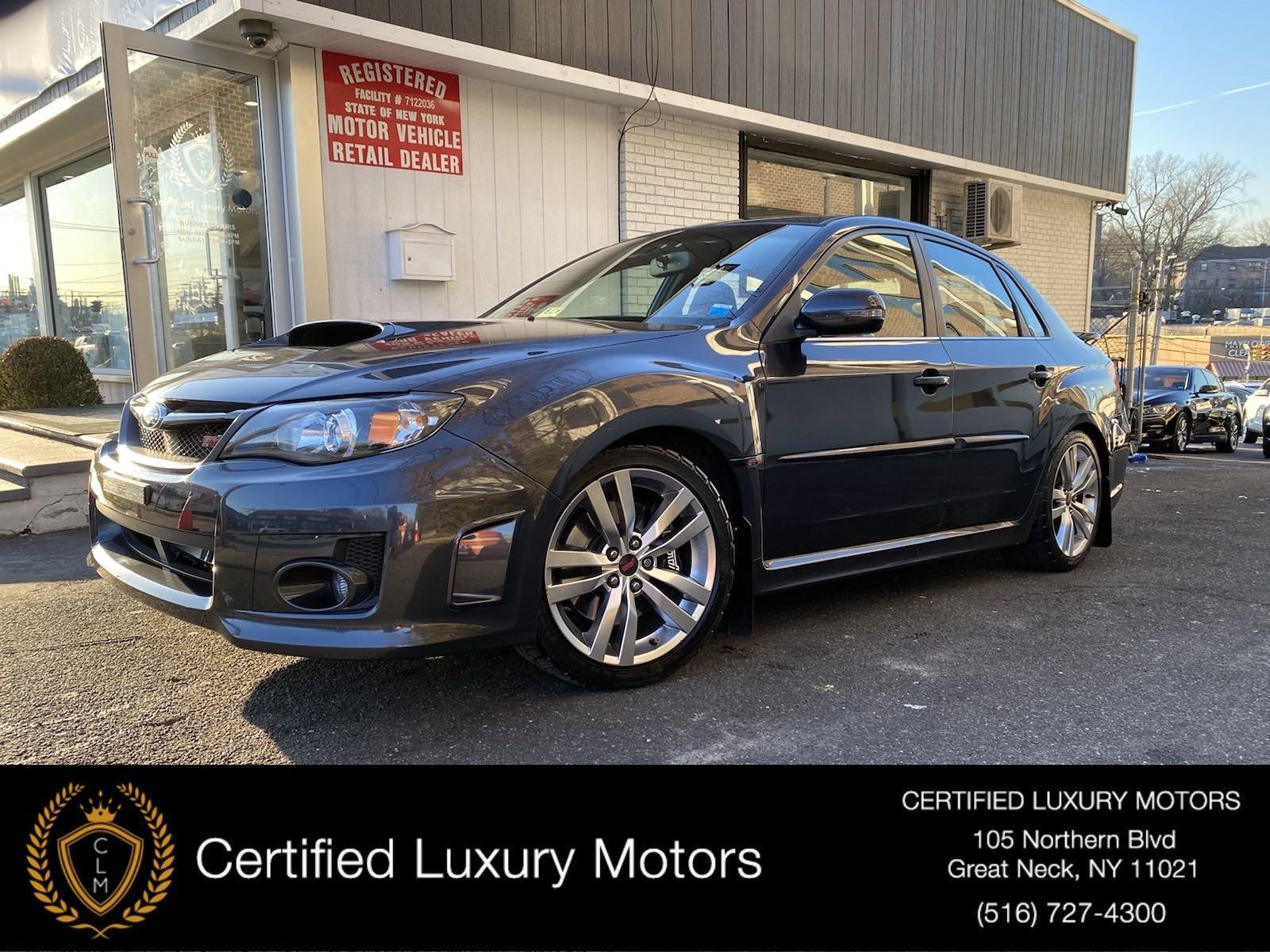 Used 2011 Subaru Impreza Sedan WRX WRX STI | Great Neck, NY