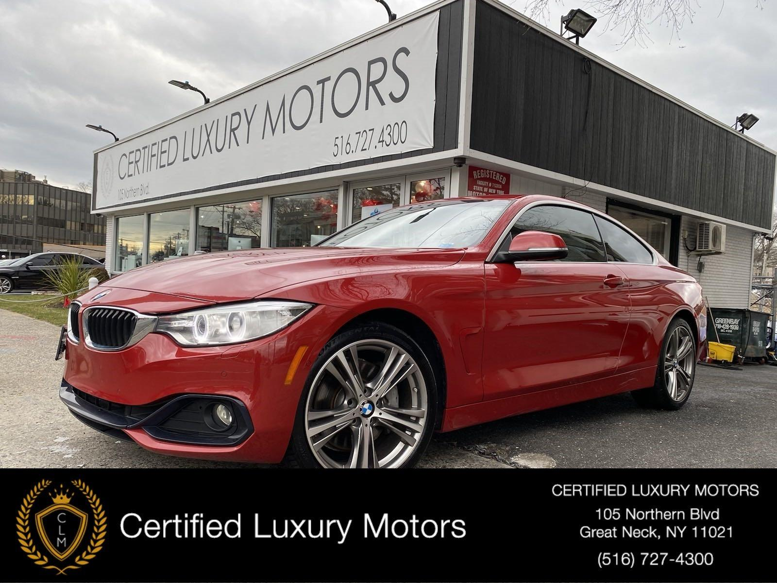 Used 2017 BMW 4 Series 440i xDrive | Great Neck, NY