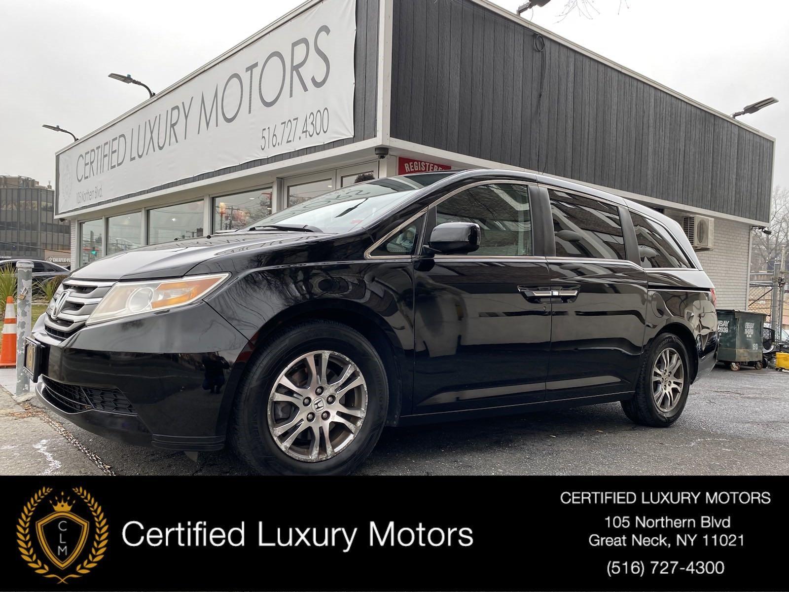 Used 2012 Honda Odyssey EX | Great Neck, NY