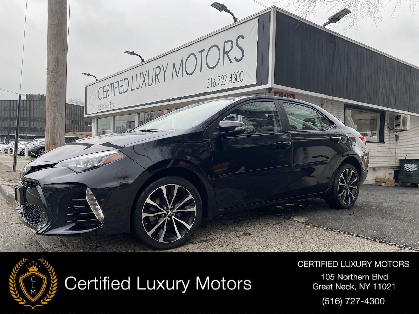 Used 2017 Toyota Corolla SE   Great Neck, NY