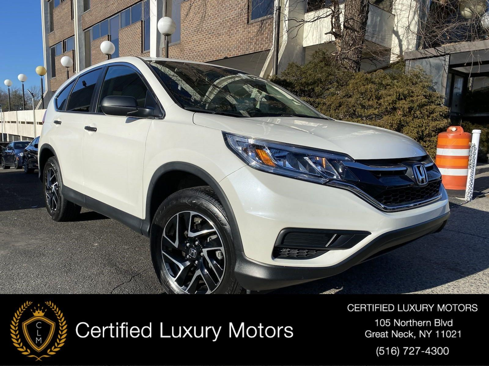Used 2016 Honda CR-V SE | Great Neck, NY