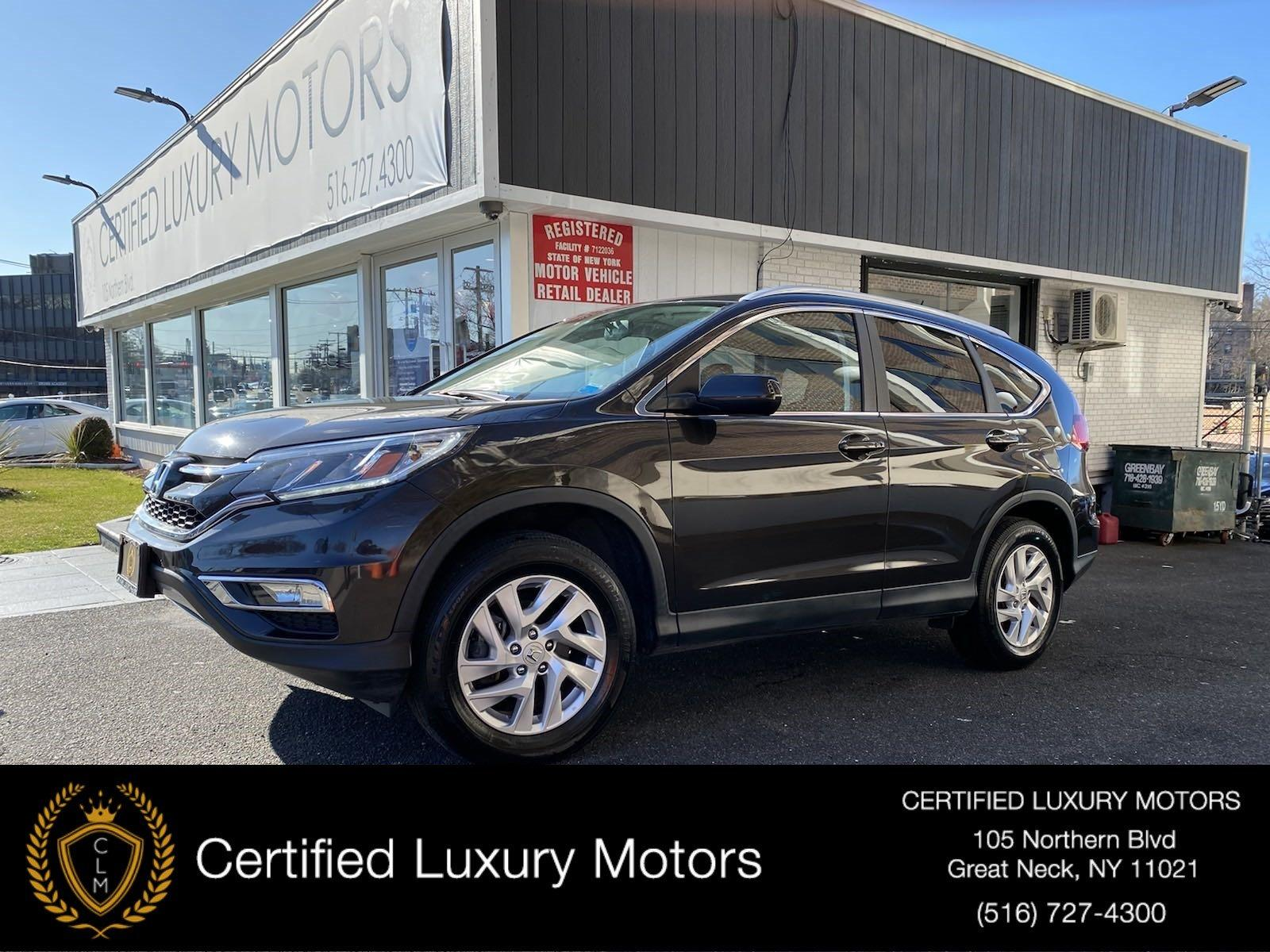 Used 2016 Honda CR-V EX-L | Great Neck, NY