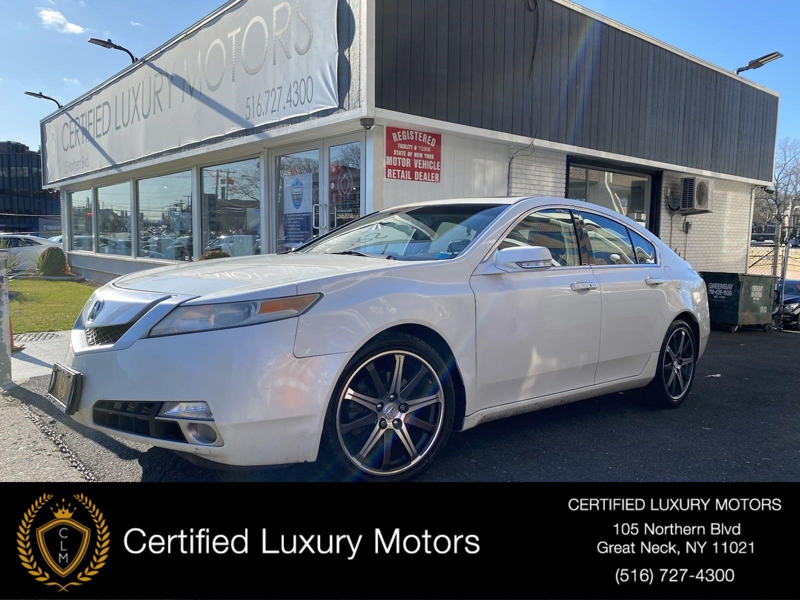 Used 2011 Acura TL Tech Auto | Great Neck, NY