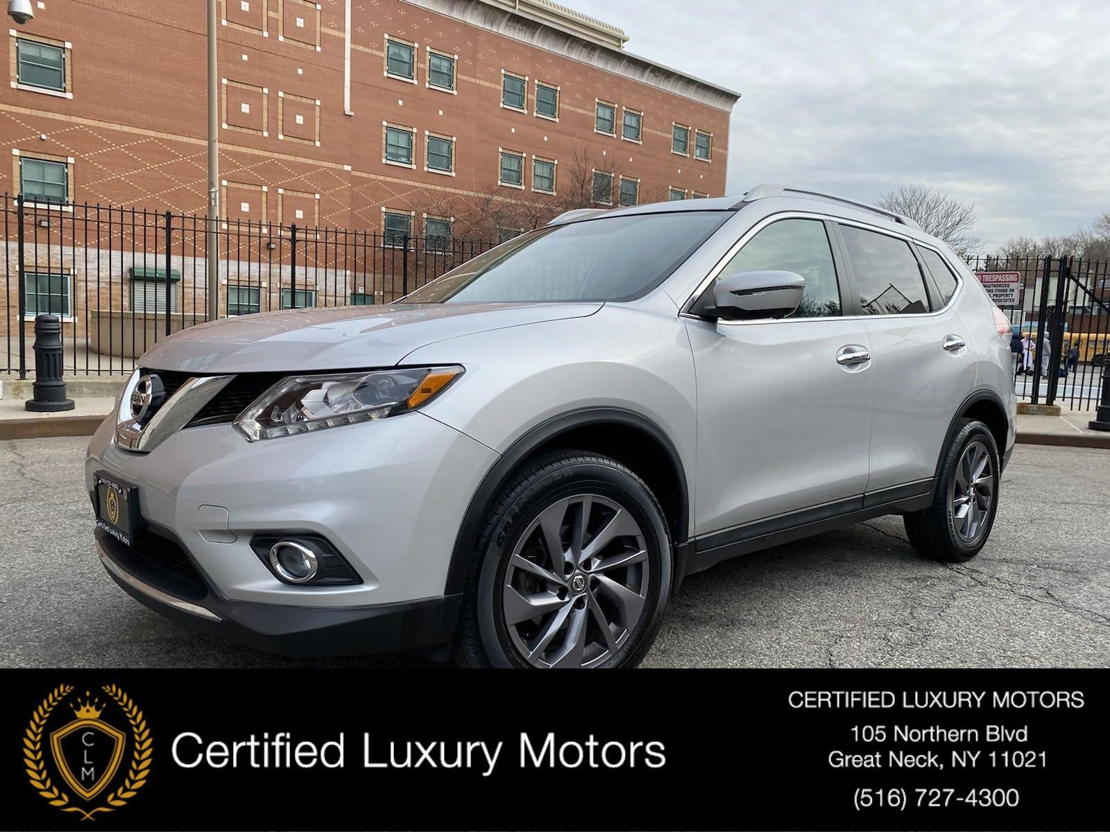 Used 2016 Nissan Rogue SL | Great Neck, NY