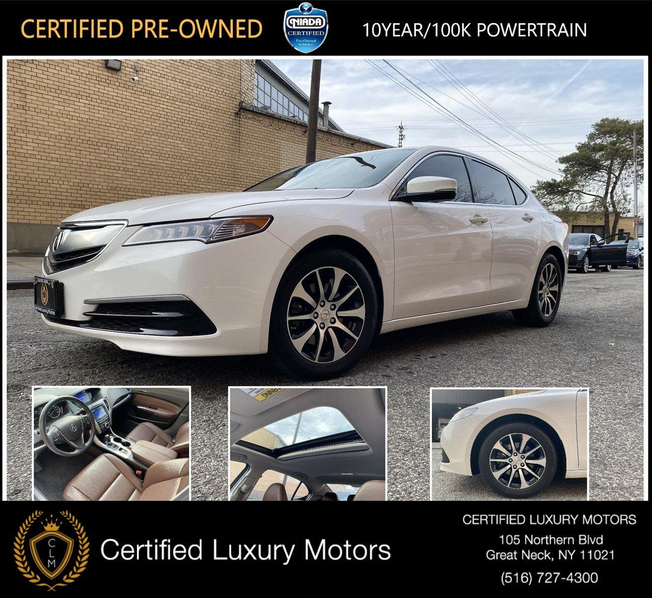 2017 Acura TLX Stock # C0635-Q For Sale Near Great Neck