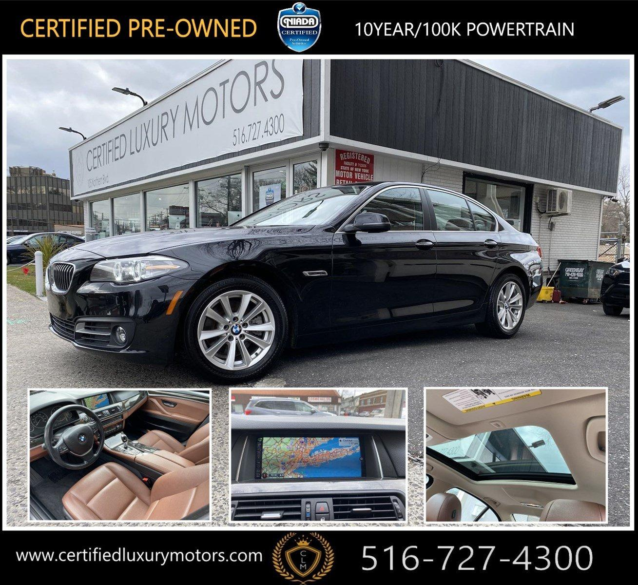 Used 2015 BMW 5 Series 528i xDrive | Great Neck, NY