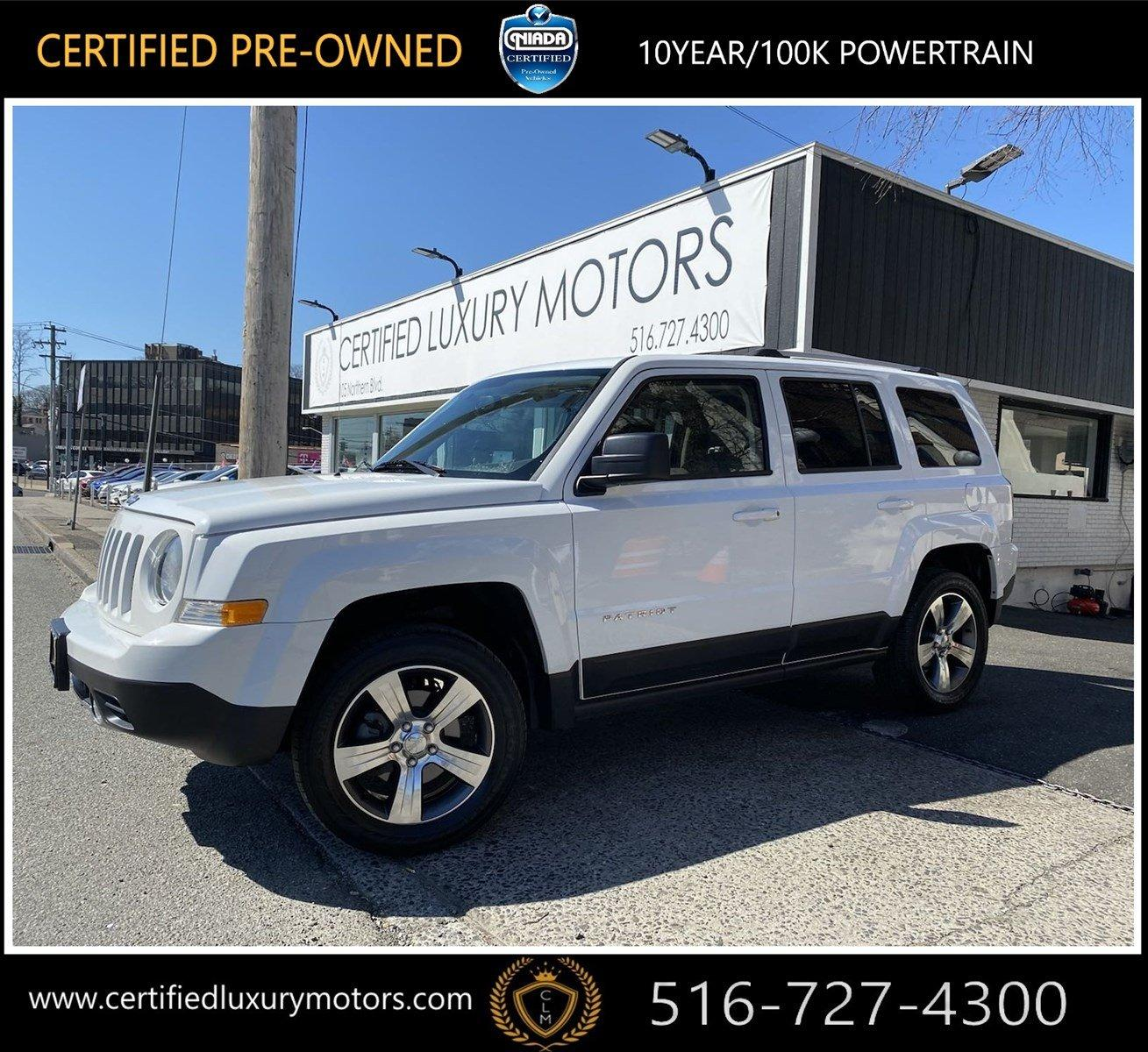 Used 2017 Jeep Patriot High Altitude | Great Neck, NY