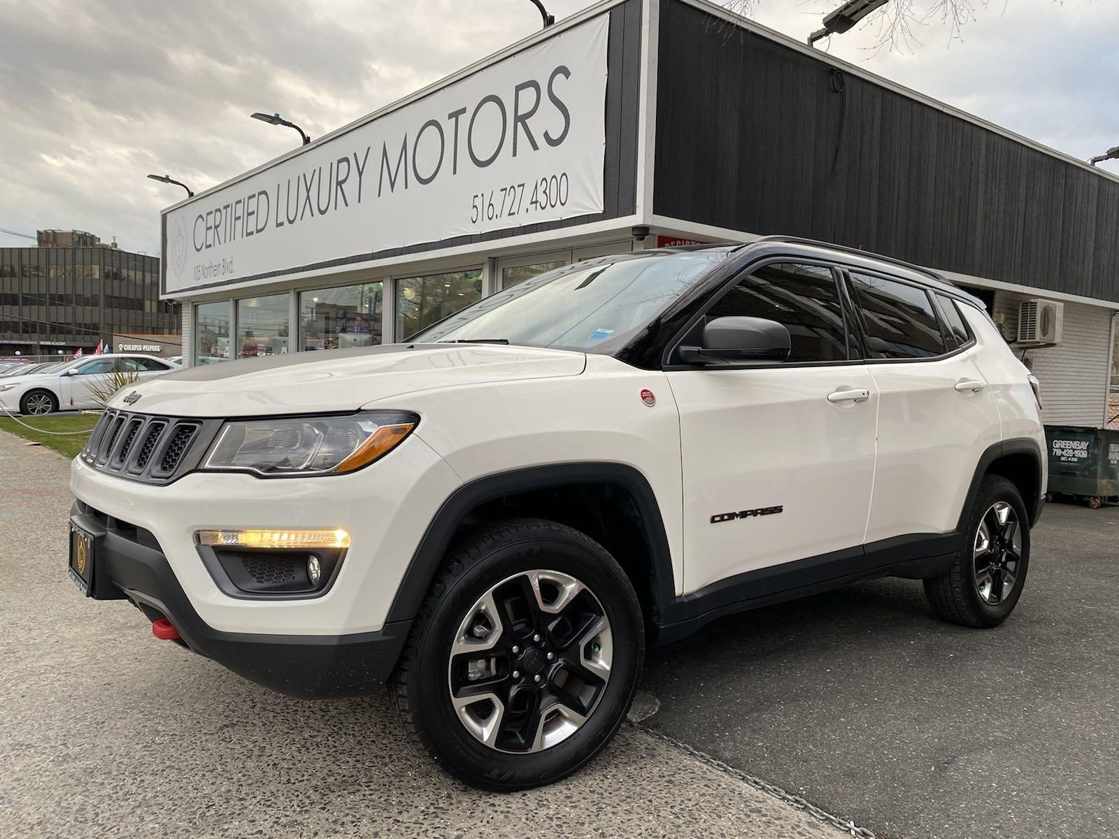 Used 2018 Jeep Compass Trailhawk | Great Neck, NY