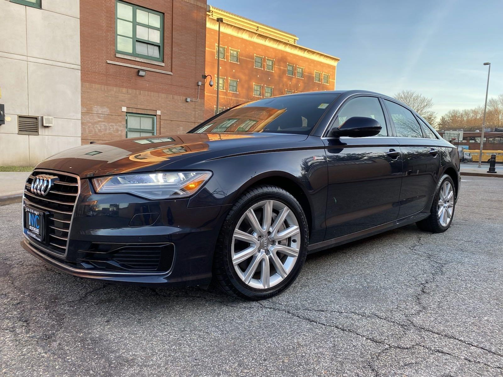 Used 2016 Audi A6 3.0T Premium Plus | Great Neck, NY