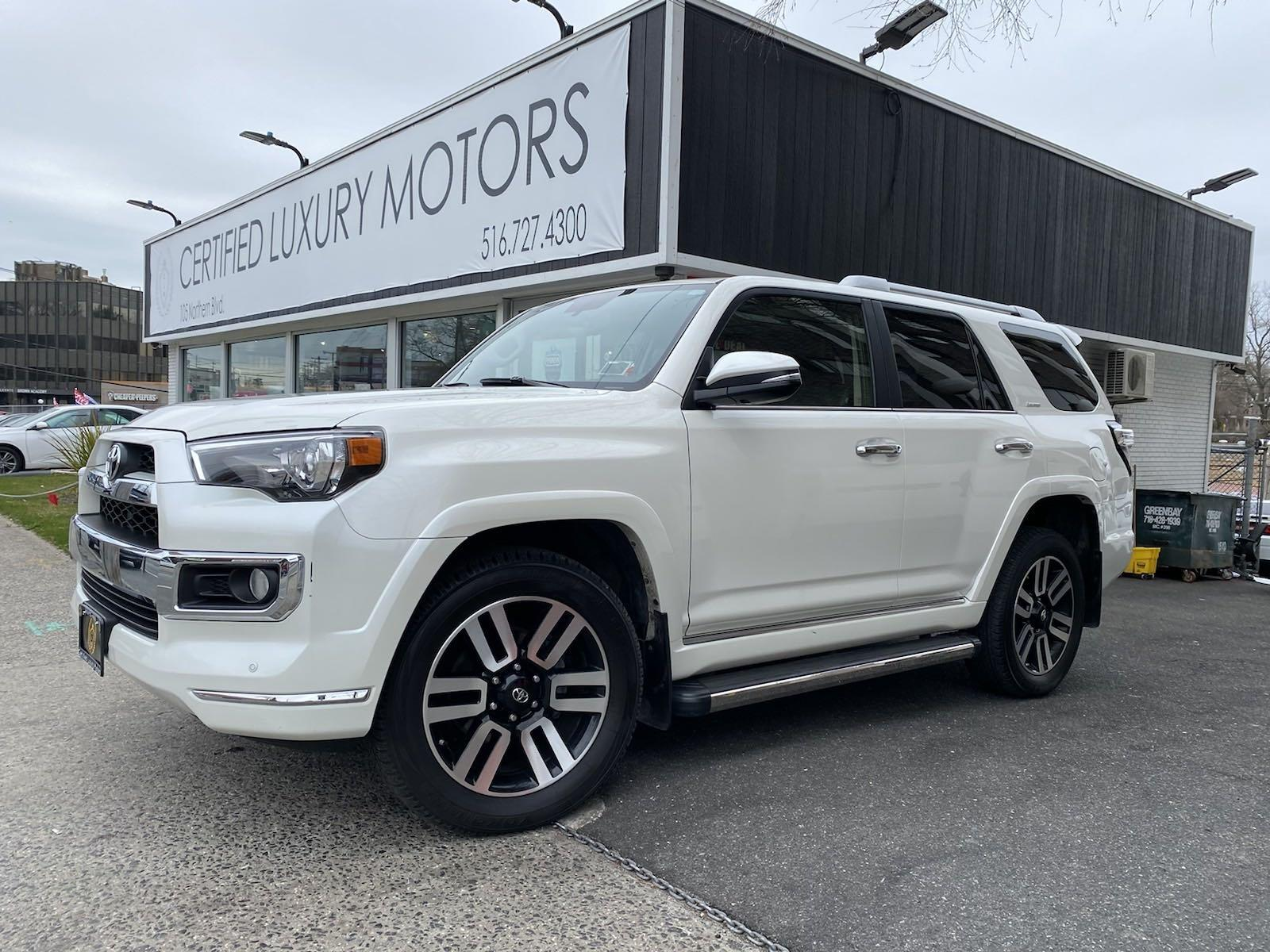 Used 2016 Toyota 4Runner Limited | Great Neck, NY