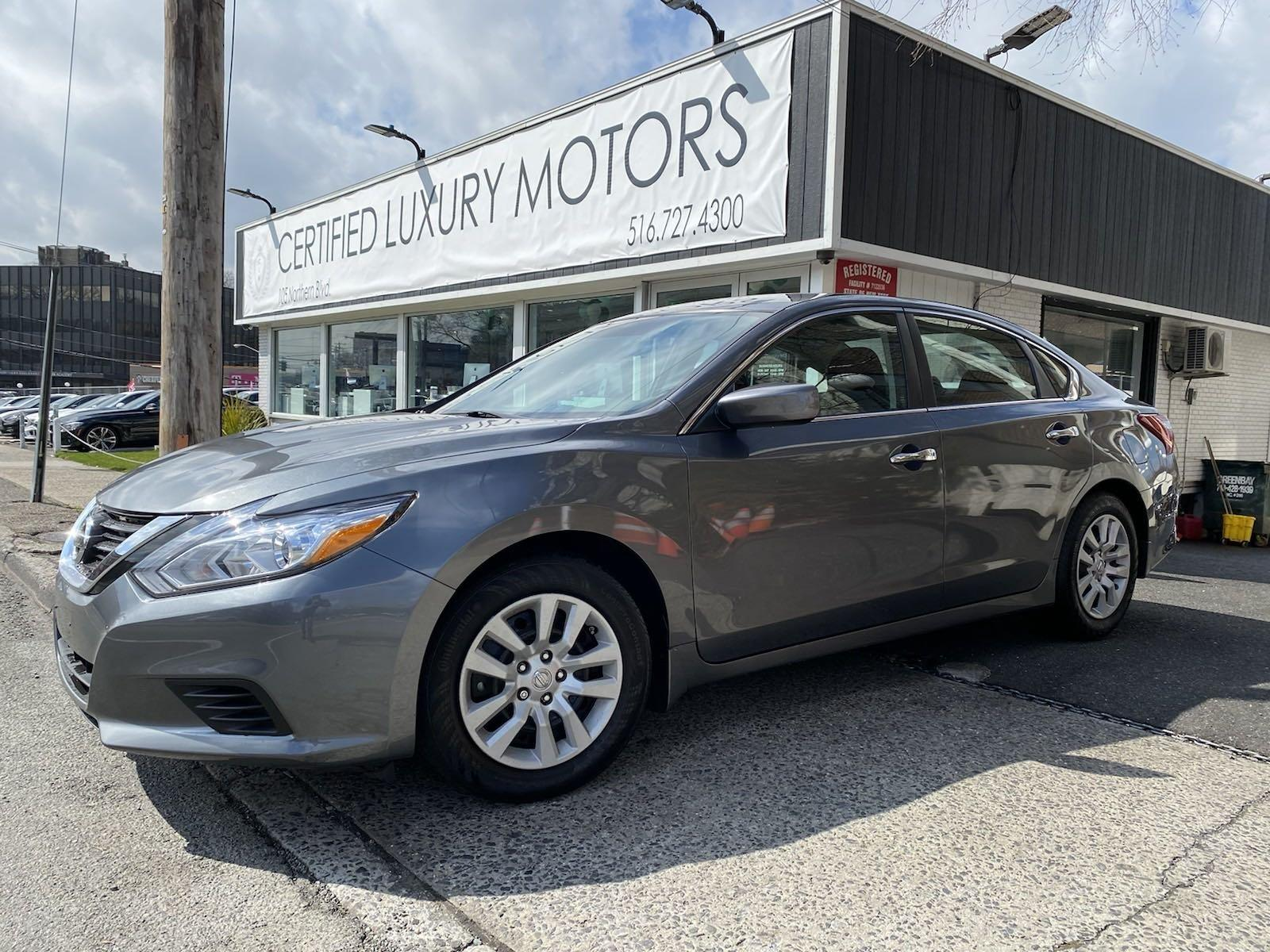 Used 2018 Nissan Altima 2.5 S | Great Neck, NY