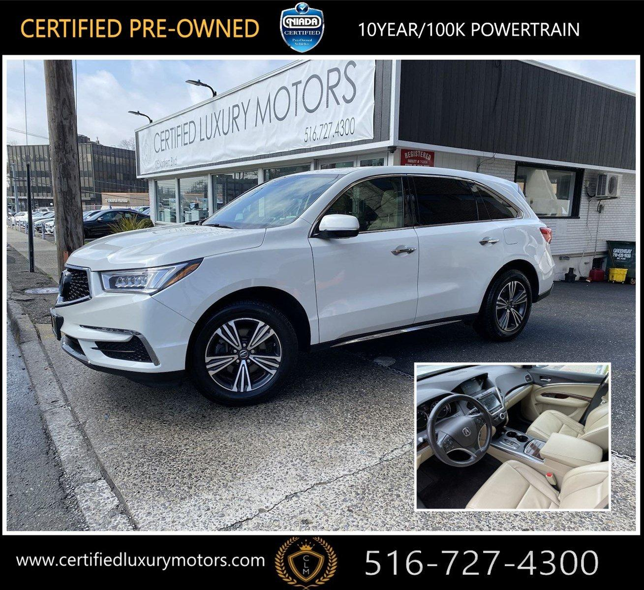 Used 2017 Acura MDX  | Great Neck, NY