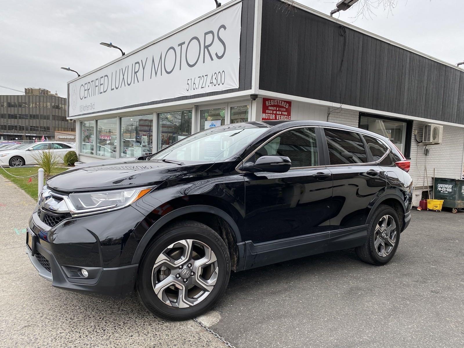 Used 2017 Honda CR-V EX | Great Neck, NY
