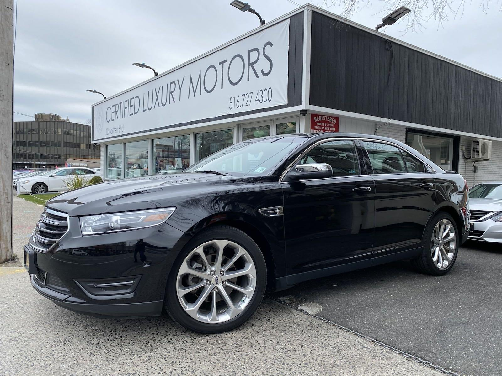 Used 2017 Ford Taurus Limited | Great Neck, NY