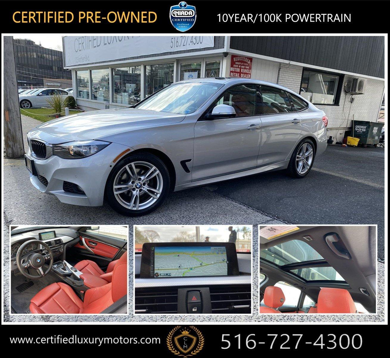 2016 BMW 3 Series Gran Turismo 328i XDrive Stock # C0698