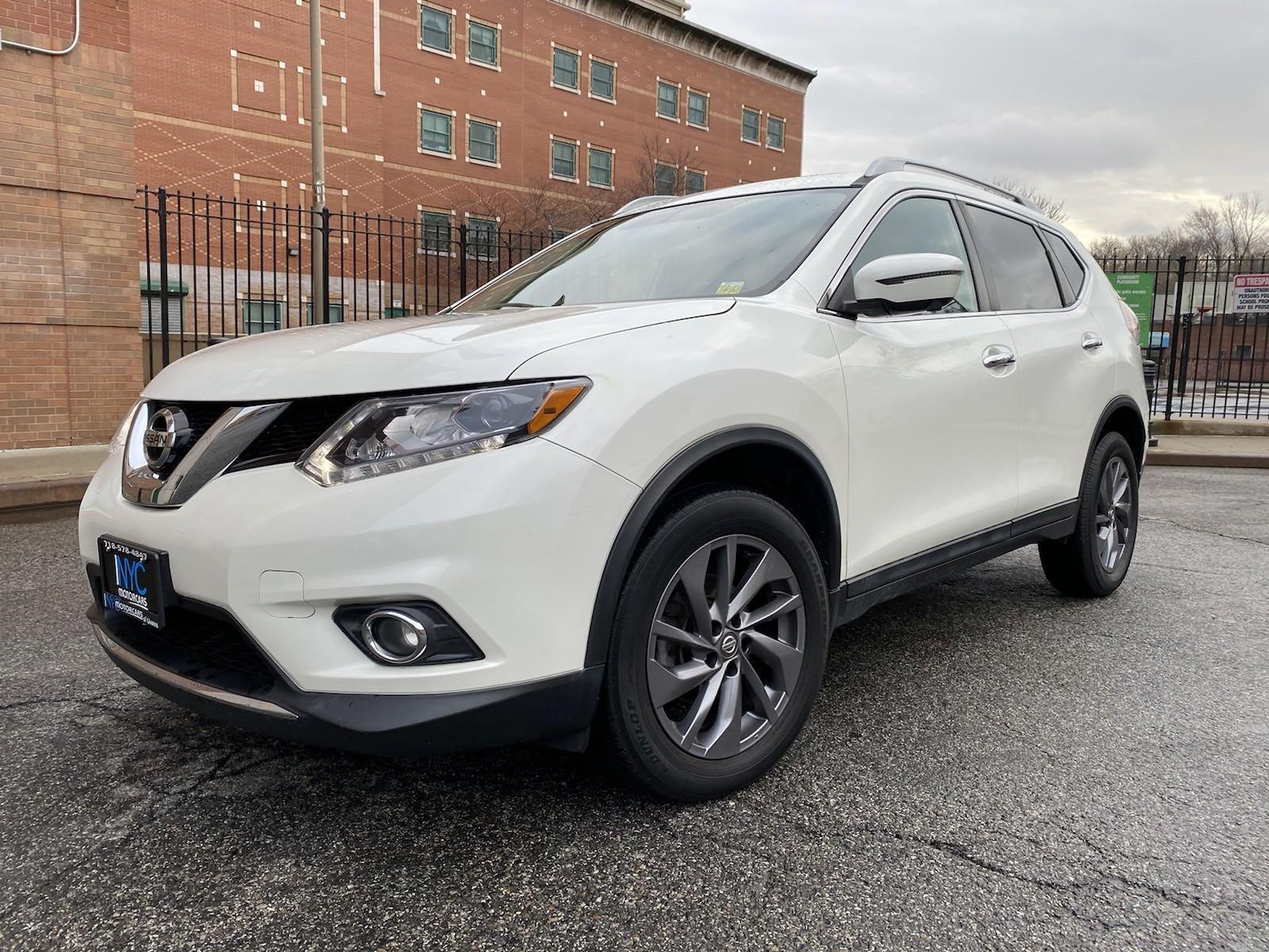 Used 2016 Nissan Rogue SL | Great Neck, NY