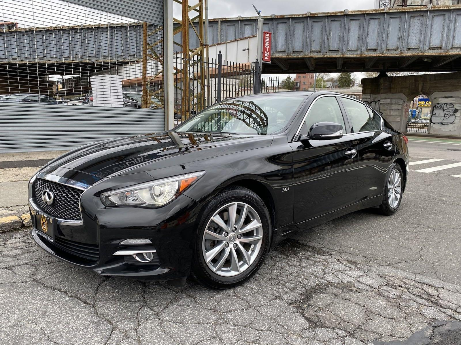 2016 Infiniti Q50 3.0 T Premium >> 2016 INFINITI Q50 3.0t Premium Stock # C0715-Q for sale ...