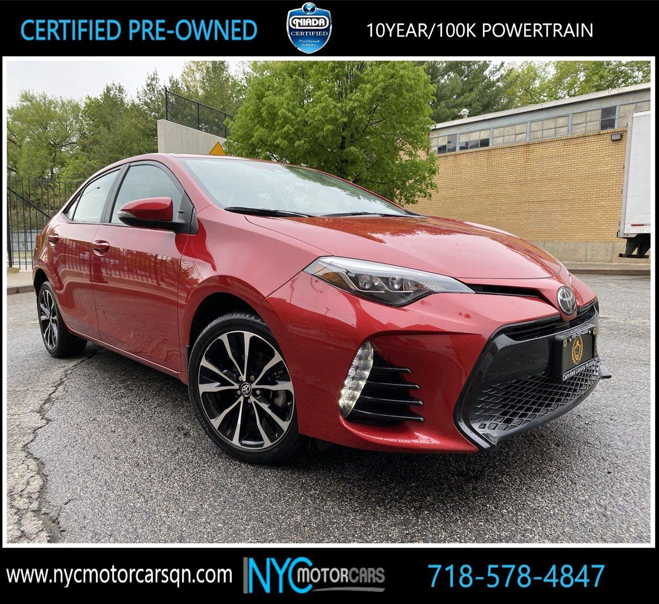 Used 2018 Toyota Corolla SE | Great Neck, NY