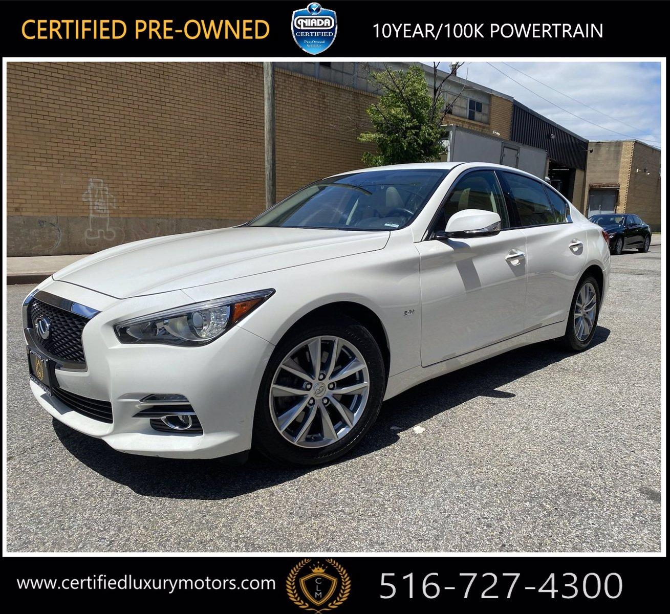 Used 2017 INFINITI Q50 3.0t Premium | Great Neck, NY