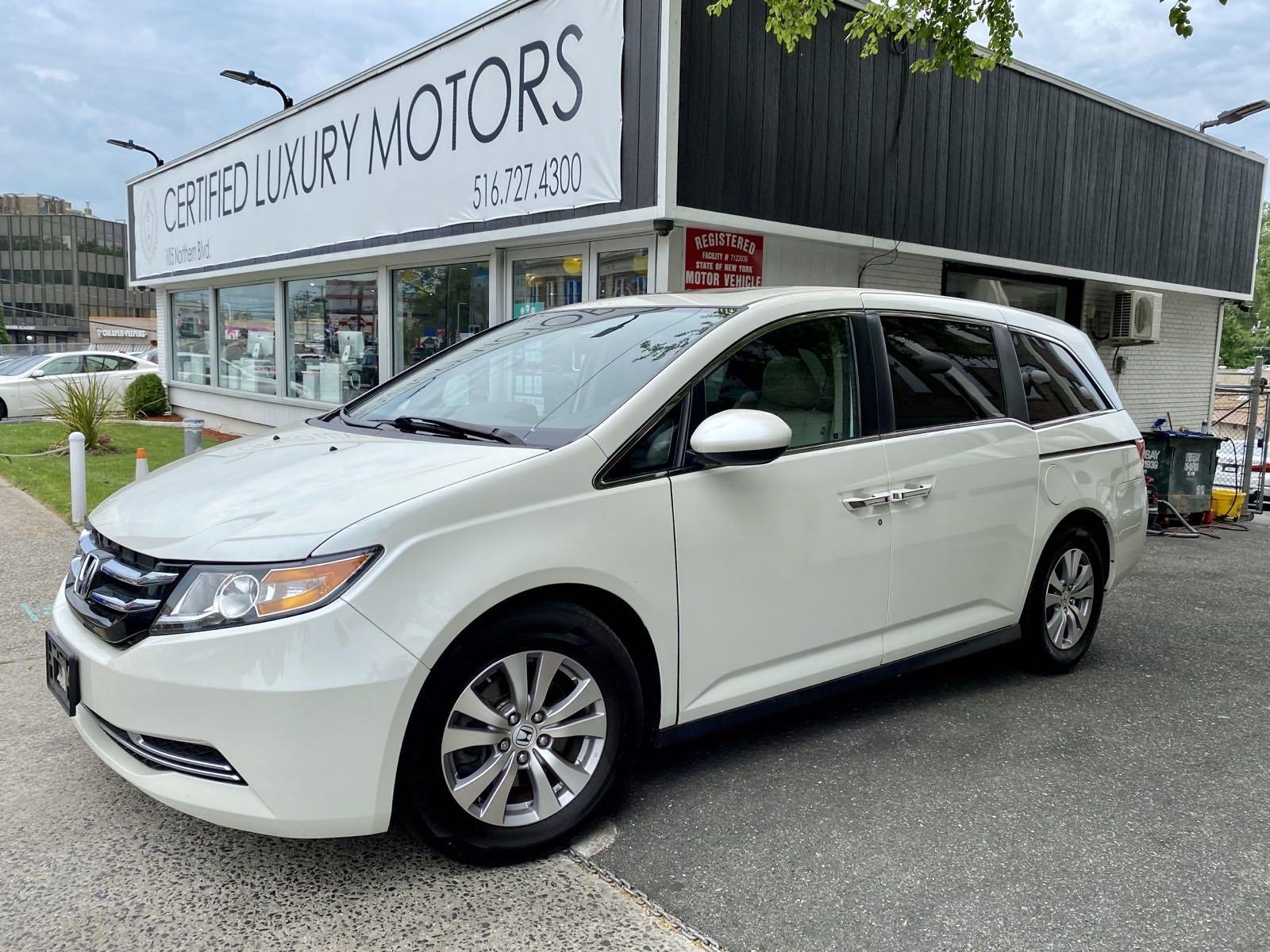 Used 2017 Honda Odyssey EX-L | Great Neck, NY