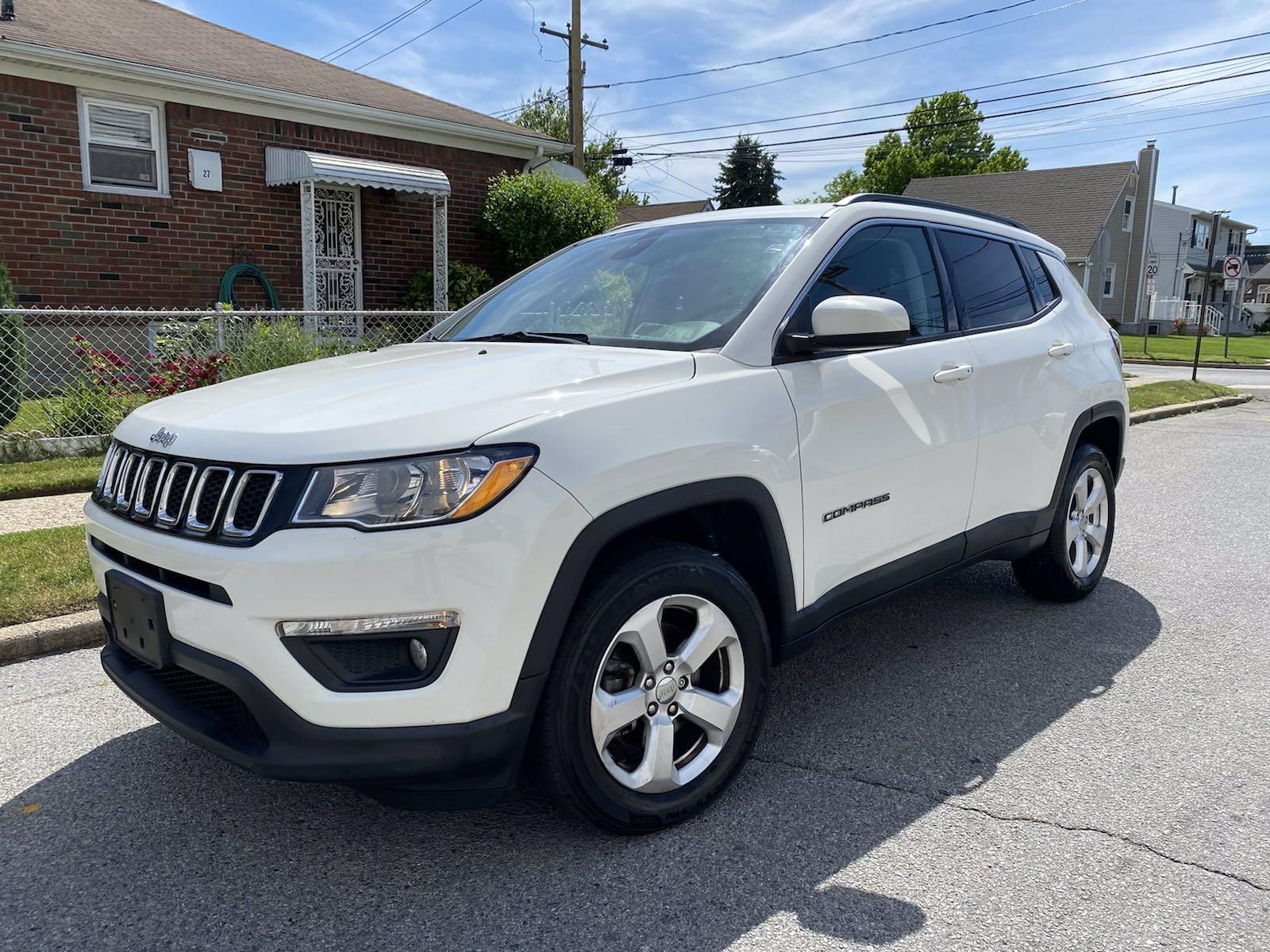 Used 2017 Jeep Compass Latitude | Great Neck, NY