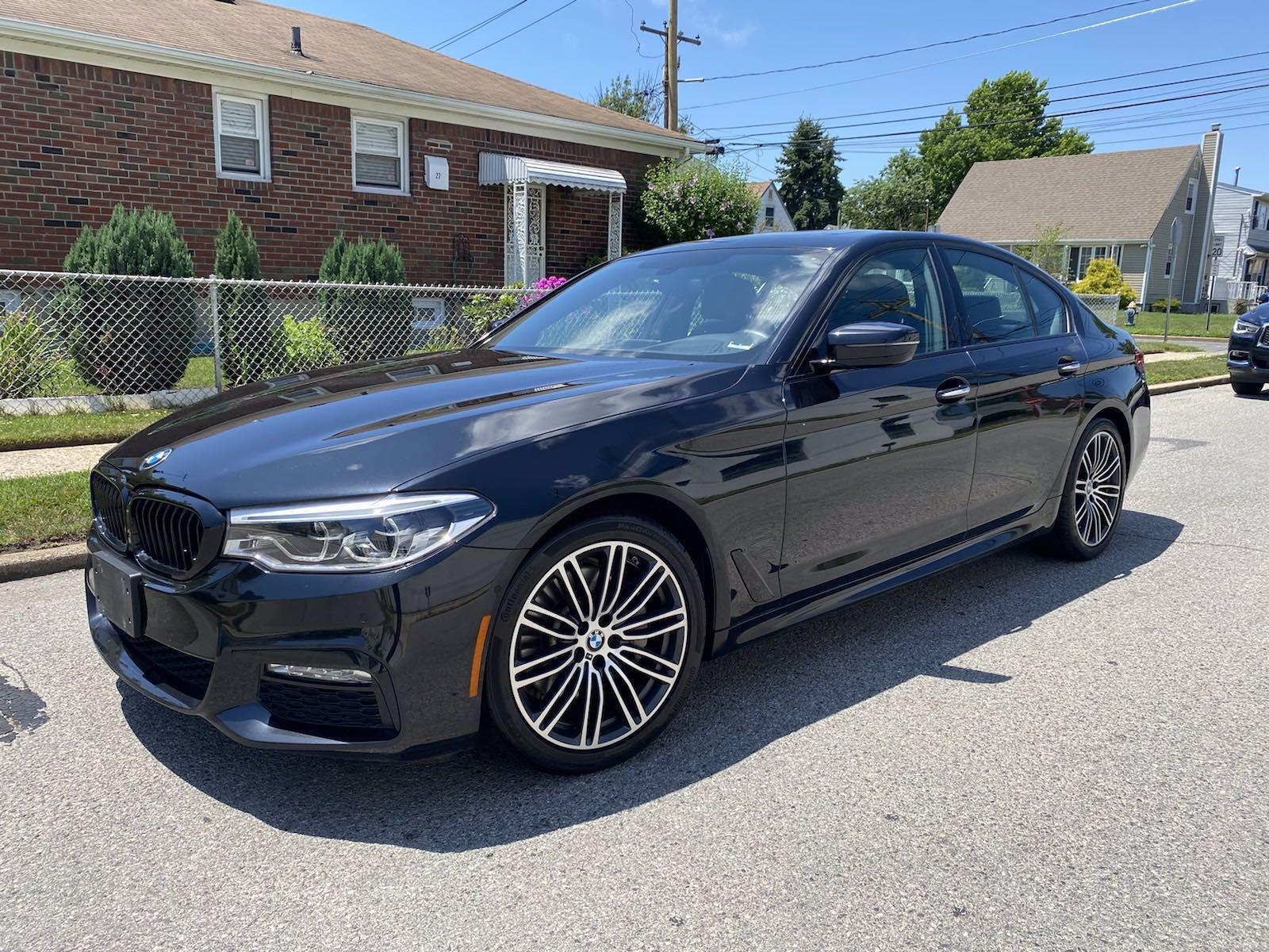 Used 2017 BMW 5 Series 540i xDrive | Great Neck, NY