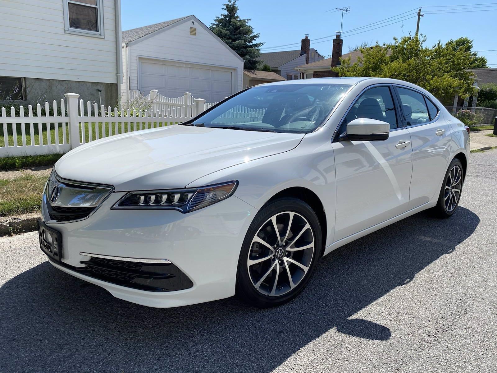 Used 2017 Acura TLX V6 w/Technology Pkg | Great Neck, NY