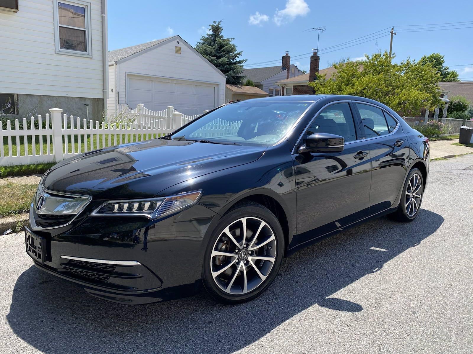 Used 2017 Acura TLX V6 | Great Neck, NY