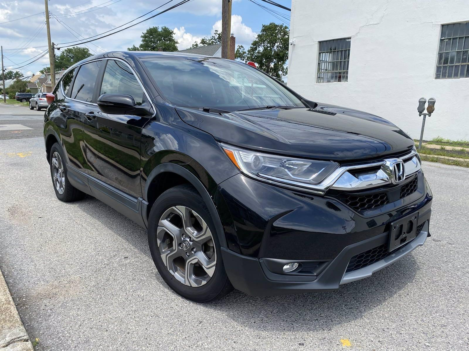 Used 2017 Honda CR-V EX-L | Great Neck, NY