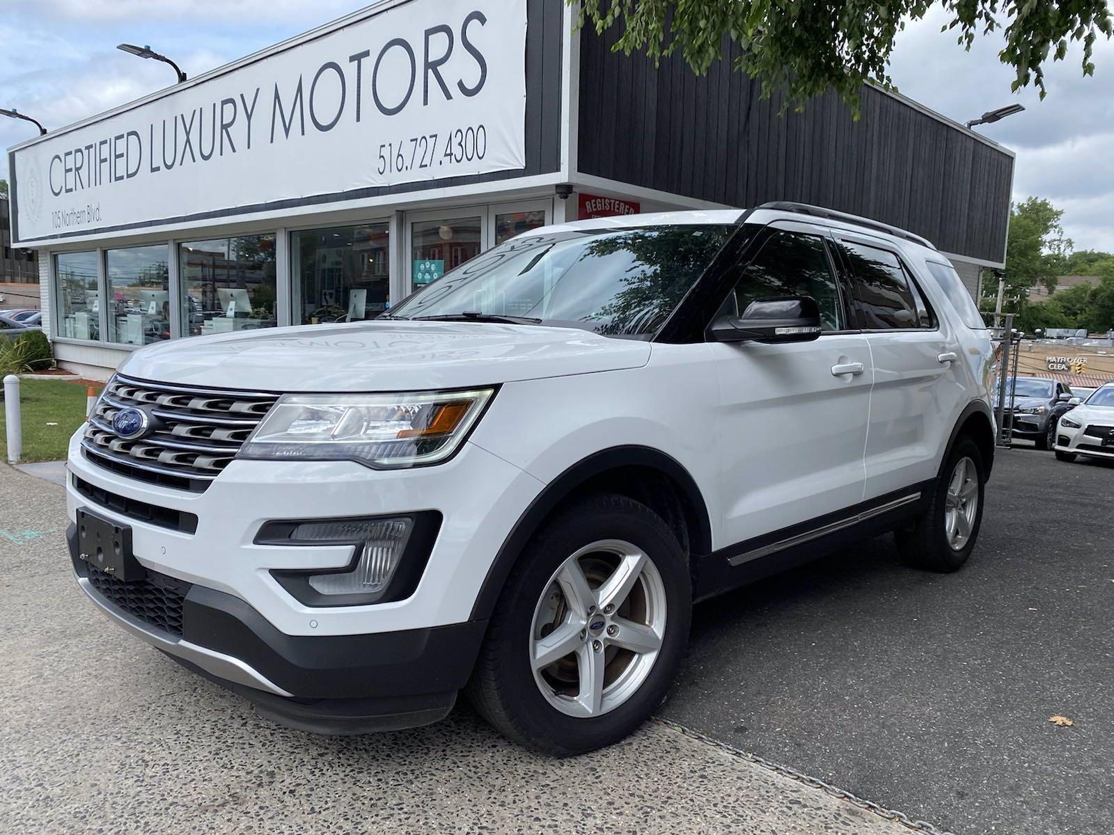 Used 2017 Ford Explorer XLT | Great Neck, NY