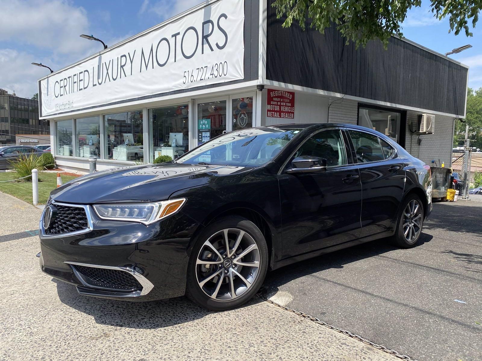 Used 2018 Acura TLX  | Great Neck, NY