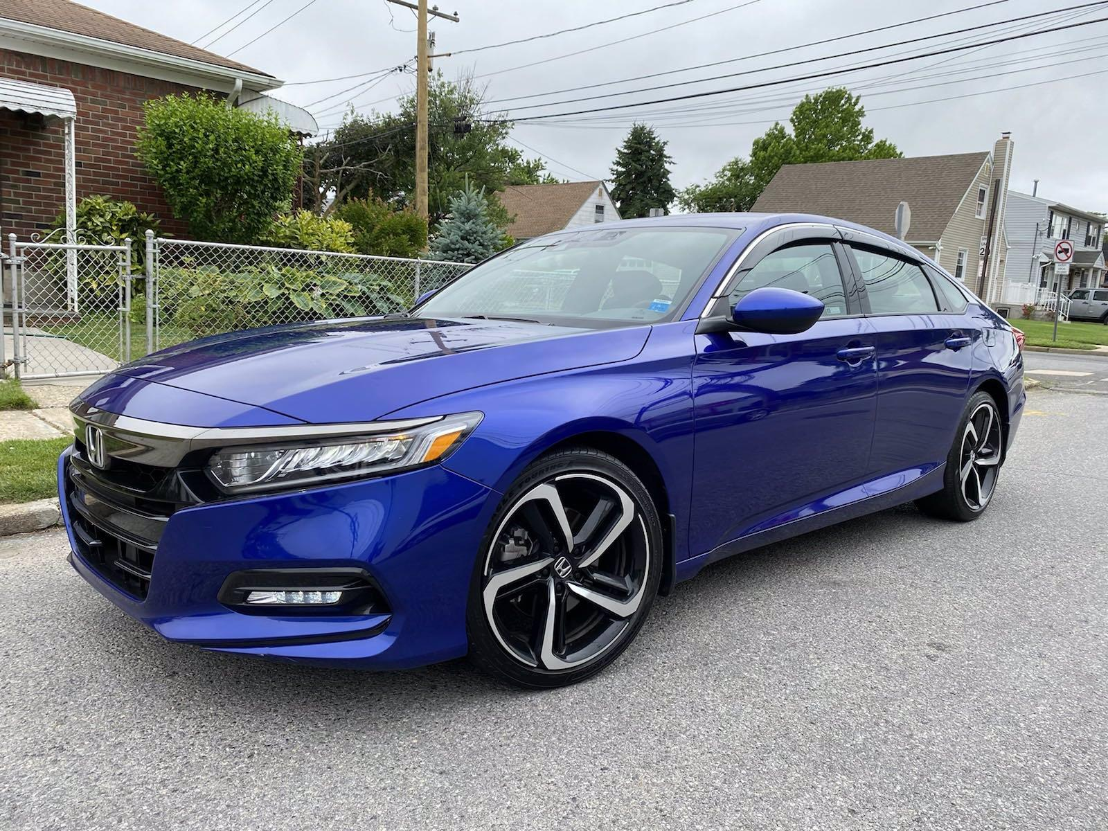 Used 2018 Honda Accord Sedan Sport 1.5T | Great Neck, NY