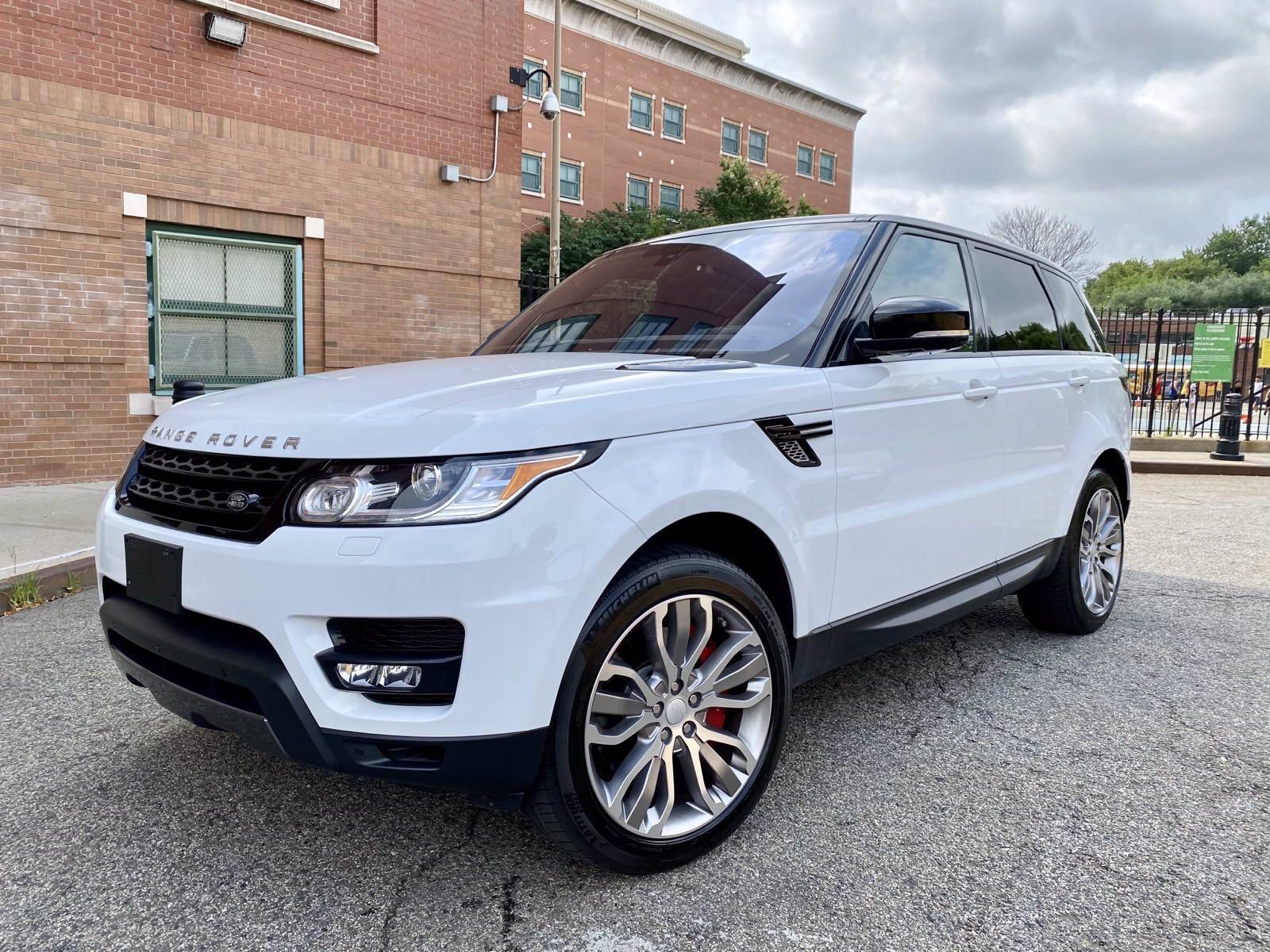 Used 2016 Land Rover Range Rover Sport V8   Great Neck, NY