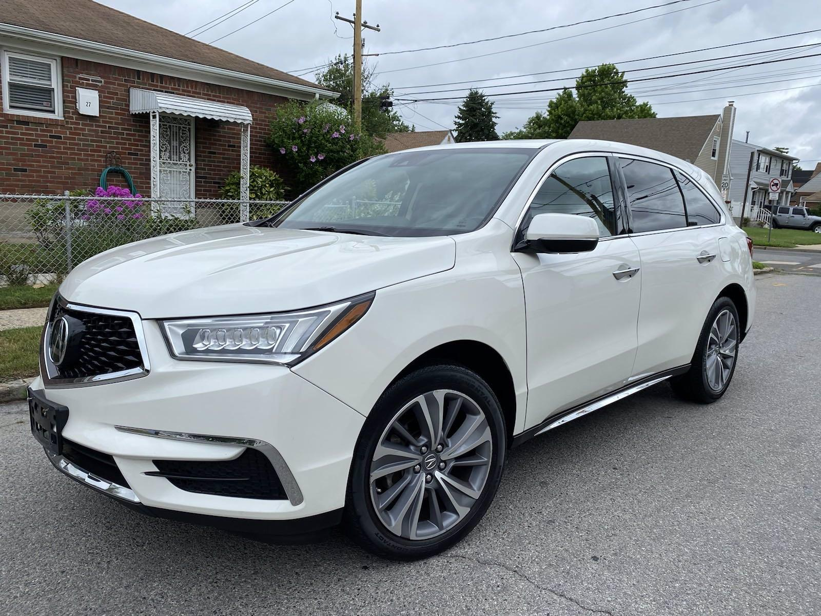 Used-2017-Acura-MDX-w/Technology-Pkg