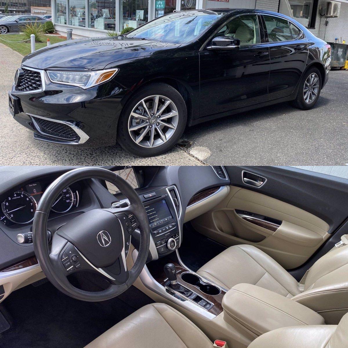 Used 2018 Acura TLX w/Technology | Great Neck, NY