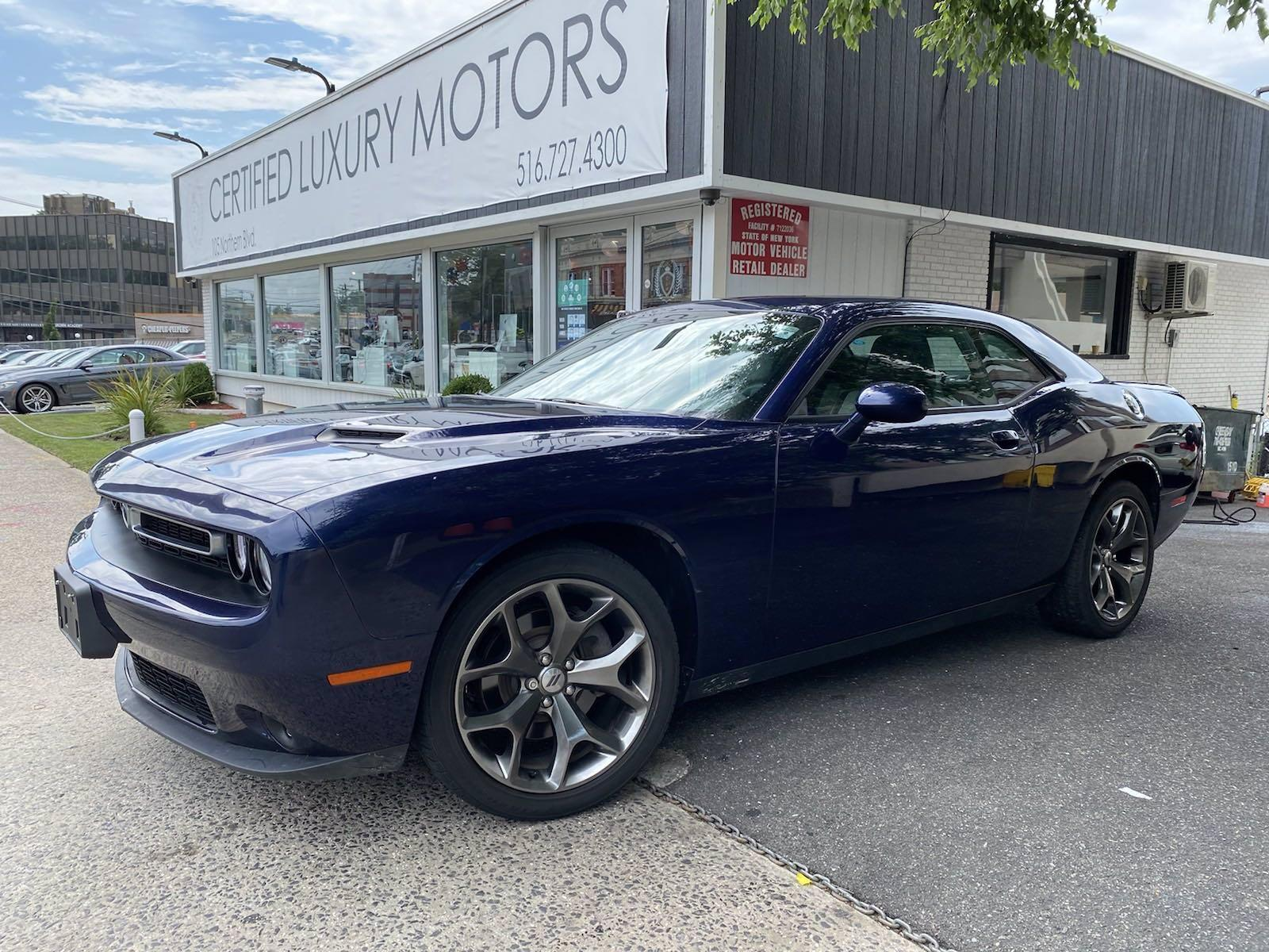 Used 2017 Dodge Challenger SXT Plus | Great Neck, NY