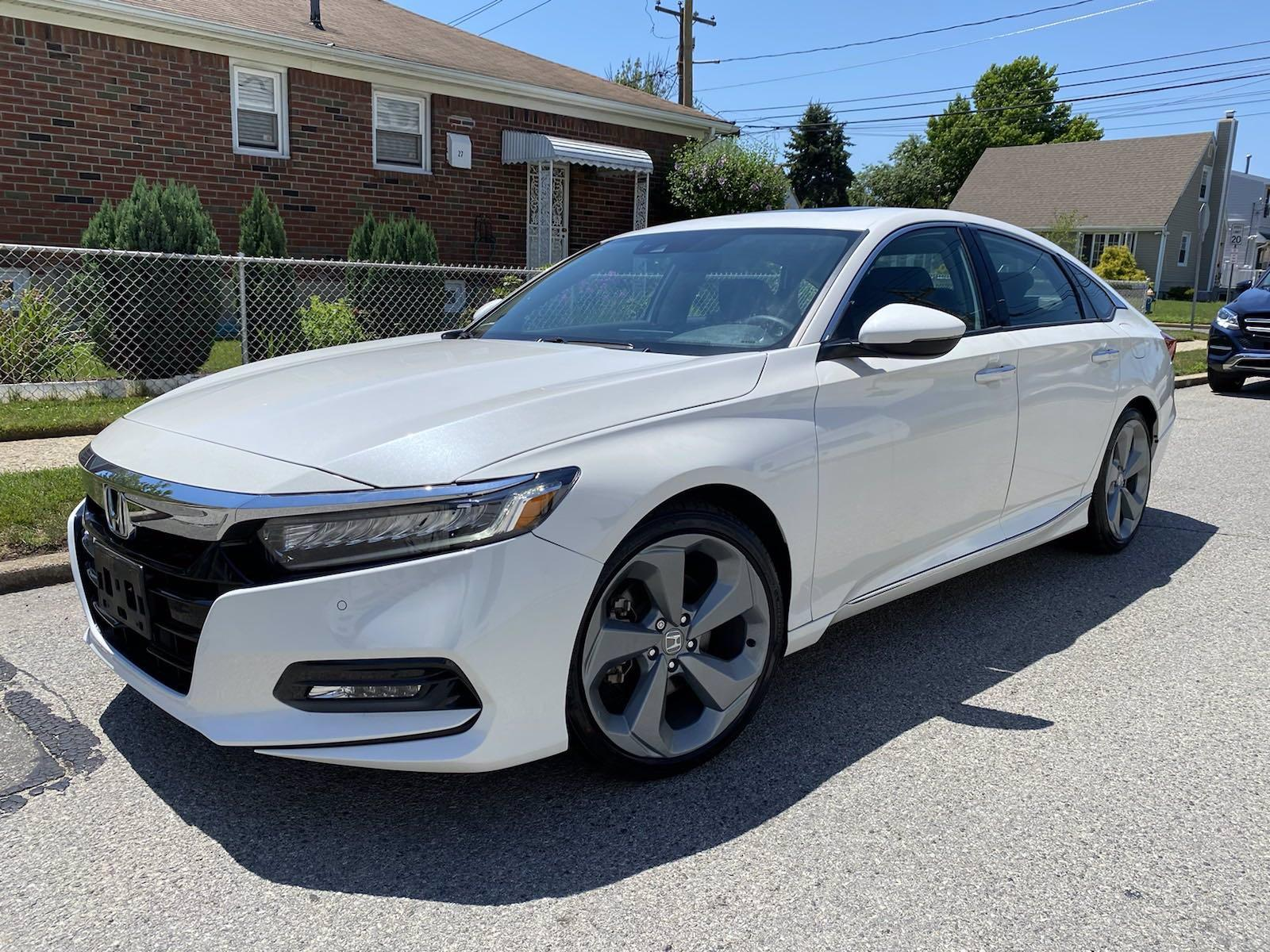 Used 2018 Honda Accord Sedan Touring 1.5T | Great Neck, NY
