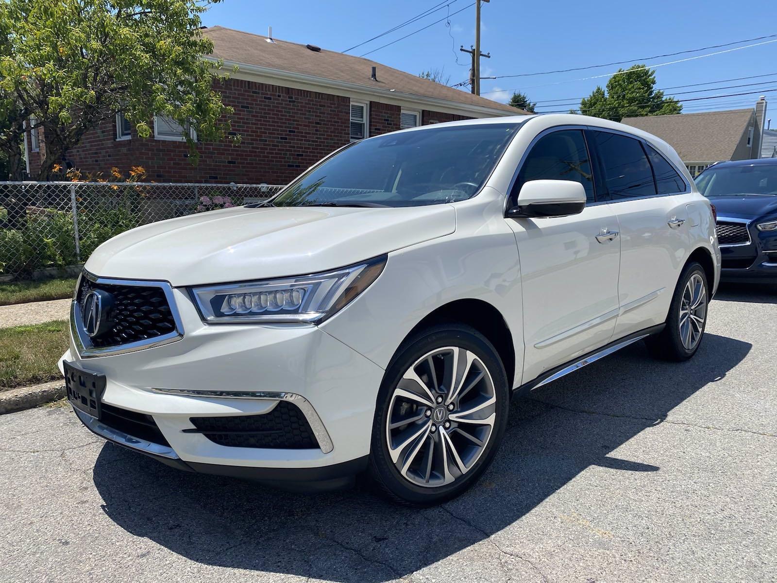Used 2017 Acura MDX w/Technology Pkg | Great Neck, NY