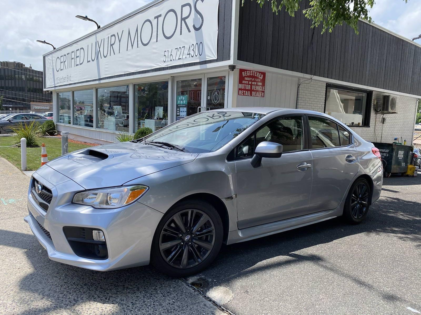 Used 2017 Subaru WRX  | Great Neck, NY